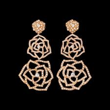 piaget earrings 41 best piaget images on high jewelry and