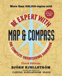 Map Of Usa With Compass Be Expert With Map And Compass Bjorn Kjellstrom Carina
