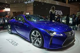 which lexus models have front wheel drive lexus lc wikipedia