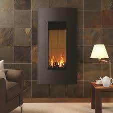 Gas Fireplace Flue by Gas Fire Gazco Studio 22 Edge Glass Fronted Balance Flue