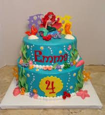 mermaid birthday cake mermaid 4th birthday cake cakecentral in birthday cake
