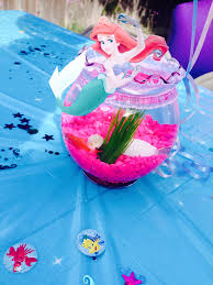 little mermaid birthday party decoration ideas home decor interior