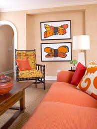 Cozy Color Schemes For Every Room Decorating Color Schemes Warm - Warm colors living room