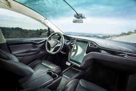 Tesla Interior Model S The Gamechanging 2017 Tesla Model X Electromotivela