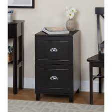 black wood filing cabinet 2 drawer bradley 2 drawer vertical wood filing cabinet black walmart com