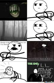 Slenderman Memes - slender man meme style by nilemaster meme center