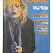 vintage 80s penthouse magazine blondie from dopedoll on etsy