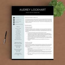 Unique Resumes Templates 126 Best Resume Templates Images On Pinterest Resume Templates