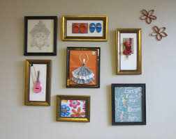 home decor tshirt graphic u0026 3d wall art picture frame collage
