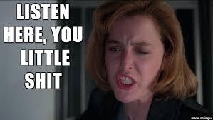 Listen Here You Little Shit Meme - listen here you little shit meme on imgur