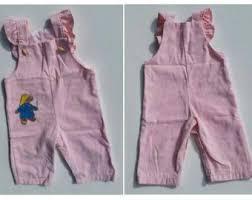 paddington clothes vintage baby etsy