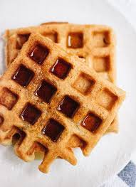 Toaster Waffles Easy Gluten Free Waffles Recipe Cookie And Kate