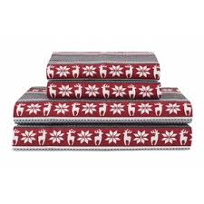 flannel sheets