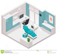 Dental Surgery Floor Plans by Vector Isometric Dental Clinic Icon Stock Image Image 33618821