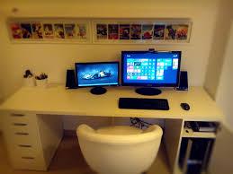 home office setups workspace 2 screen setup google suche home office inspirations