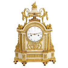 mantel clocks modern modern metal art mantel clock abstract