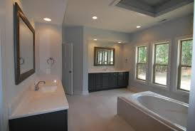 His And Her Bathroom Floor Plans Gorgeous Open Floor Plan In The Sandhills Legacy Lakes