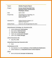 field report template 8 daily activity report format mail clerked