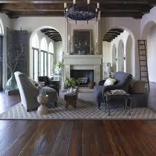living room white futons white pendant lights gray sofa gray rug