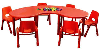 Children S Dining Table Dining Chairs Viners 6 Childrens Dining Set Childrens