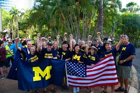 Michigans Flag Sun Cool Heads Race Day One U2013 The Michigan Engineer News