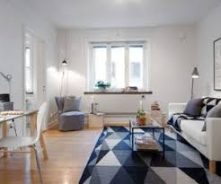 Interior Design Studio Apartment A 25 Square Meter Studio With A Very Organized And Chic Interior