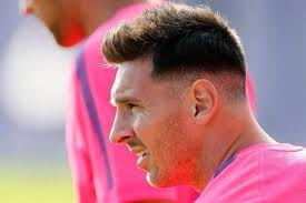 how much for a prison haircut joe williamson on twitter messi s new haircut makes him look