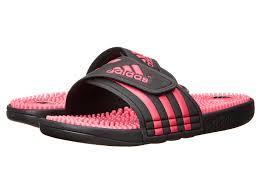 adidas adissage black bahia pink slides for women 4487 adidas