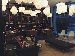 work space envy citizenm hotel london out of office