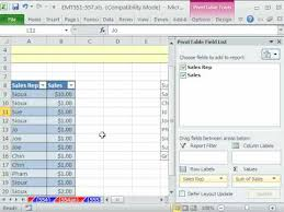 excel pivot table tutorial 2010 excel magic trick 556 change pivottable source data pivot table