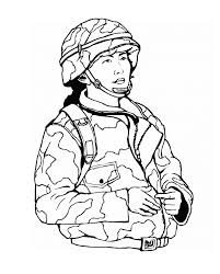 army printable coloring book kids brandsomasz