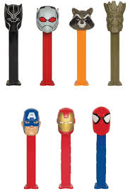 where can i buy pez dispensers pez candy and dispensers pez dispensers marvel superheroes 12ct