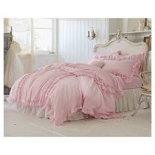 ruffle bedding collection simply shabby chic target girls