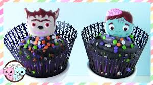 Cup Cakes Halloween by Monster Cupcakes Halloween Cupcakes Hotel Transylvania Cupcakes