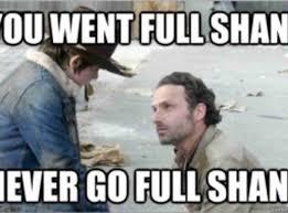 Walking Dead Rick Crying Meme - walking dead season 5 episode 15 recap rick goes full shane