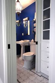 Royal Blue Bathroom Accessories Home Royal Bathroom Wash Resin Accessories Set 5pcs Blue Royal