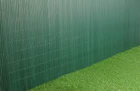 pergola plastic garden fencing noticeable green plastic garden