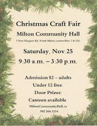 news milton community hall