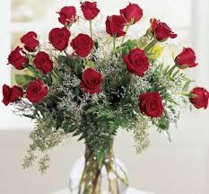 Arranging Roses In Vase 18 Roses Arranged In Vase Kremp Com