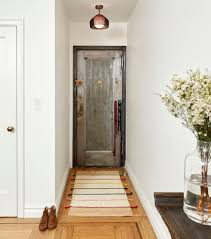 contemporary entrance entry contemporary with rustic industrial