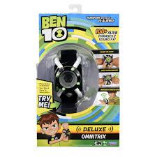ben10 deluxe omnitrix toys