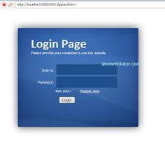 design html page in eclipse mvc application using servlet jsp and hibernate java web tutor