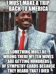 America Memes - akeem coming to america memes imgflip