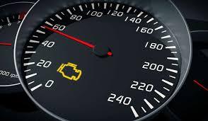 service light on car check engine light service shell car care