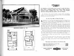 bungalow house plans with basement sears homes 1908 1914