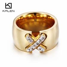 rings fashion gold images Beautiful jewelry arabic gold color casting rings kalen new design jpg