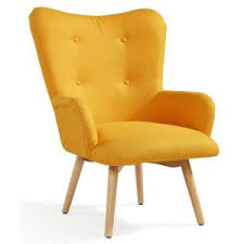 fauteuil de pas cher fauteuil jaune achat vente fauteuil jaune pas cher cdiscount