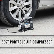the top 10 best portable air compressor reviews for 2017