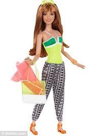 barbie wear flat shoes 56