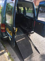 2002 fiat scudo 2 0 jtd combi ramp disabled 2495 ono in high